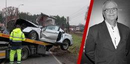 Tragiczny wypadek Janusza Dzięcioła. Wiadomo już, co się stało