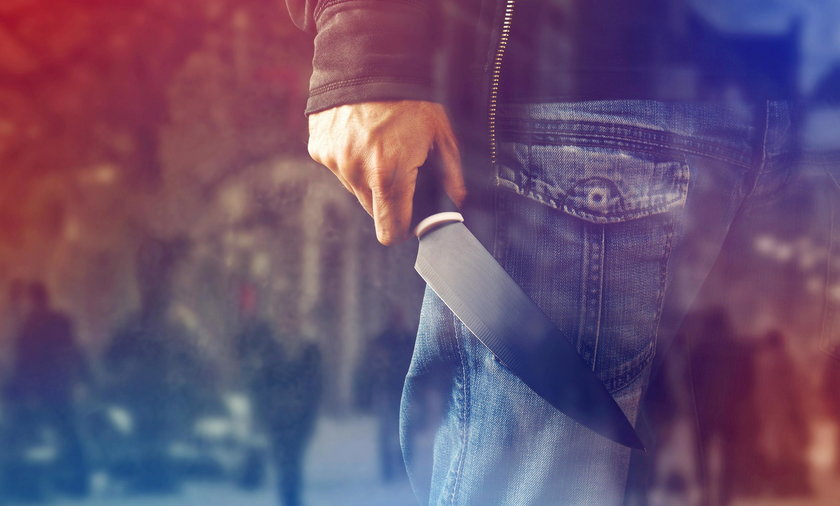 Atak nożownika przed rezydencją ambasadora Iranu