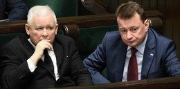 Kaczyński: to przekracza rozmiary zwykłego nadużycia