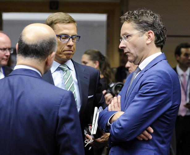 Nierozwiązany pozostaje problem dotyczący natychmiastowej pożyczki dla Grecji, której kraj ten potrzebuje, aby spłacić najpilniejsze długi