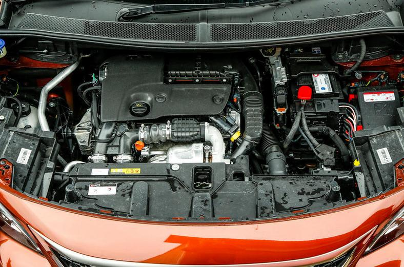 16-litre Peugeot 3008 diesel engine