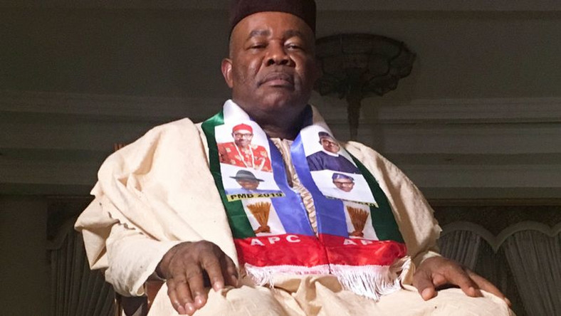 The House says Godswill Akpabio's should go ahead and publicly publish a list of names of lawmakers who received contracts from the NDDC like he alleged [BBC]