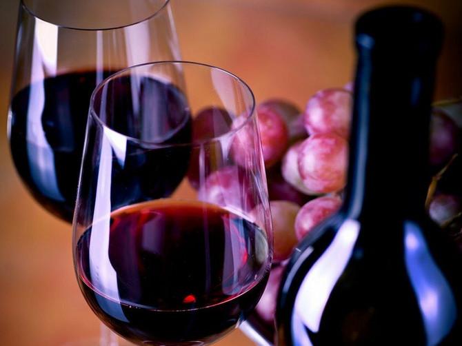 Crno vino je odlično protiv prehlade, a štiti i od mnogih bolesti!
