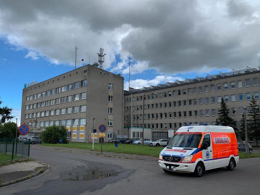 Szpital nie przyjął umierającego człowieka