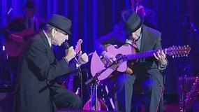 Leonard Cohen - Wywiad z Leonardem Coehenem