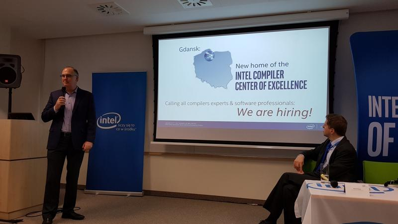Intel uruchamia Compiler Center of Exellence w Gadńsku