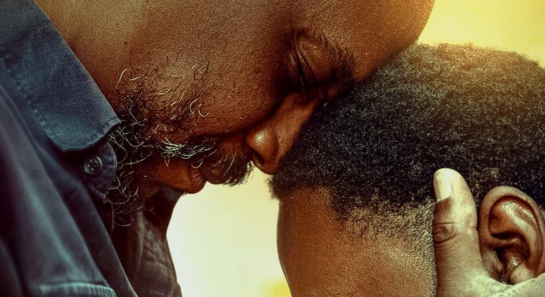 ' The Hail Mary'  is Nnamdi Kanaga's debut feature film [Yeti Elyon Films]