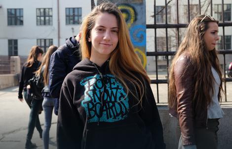 Glasaću za onog ko će da menja stvari, kaže Natalija
