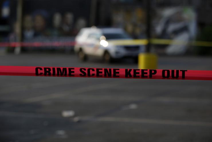 Policija SAD EPA JOSHUA LOTT