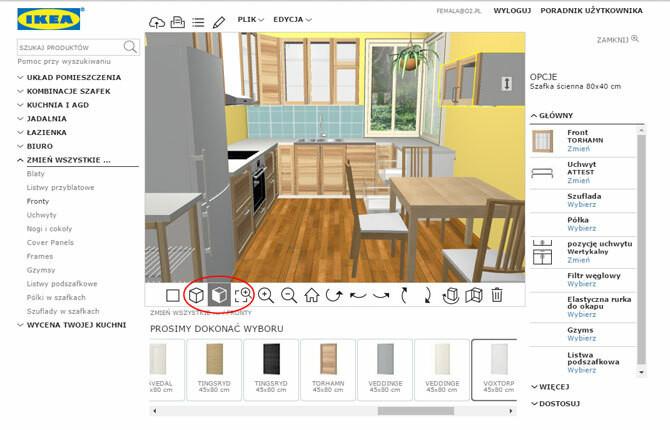 Ikea Planner Projektowanie Wnętrz