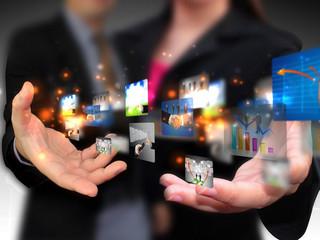 Dekoncentracja rynku reklamy: Wspierając małych, można im zaszkodzić
