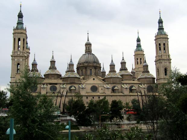 Bazylika El-Pilar, Saragossa