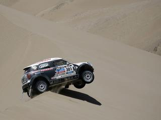 RALLYING/DAKAR