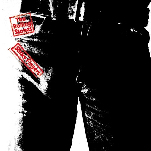 "The Rolling Stones - ""Sticky Fingers"""