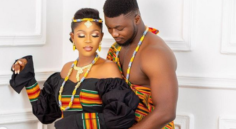 10 absolutely gorgeous Kente wedding photos that show the rich culture of Ghana