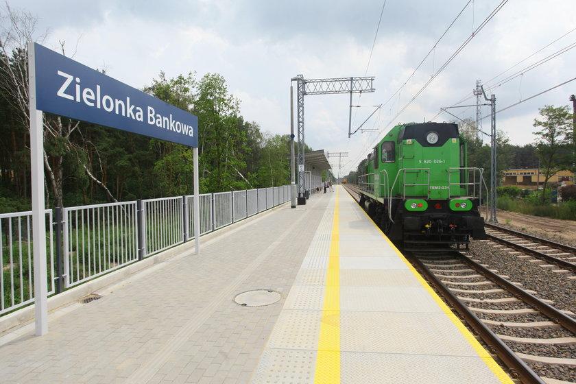 Kolejarze wyremontowali tory na linii Rembertów-Zielonka