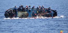 Tragedia na Morzu Śródziemnym. Przewróciła się łódź z emigrantami