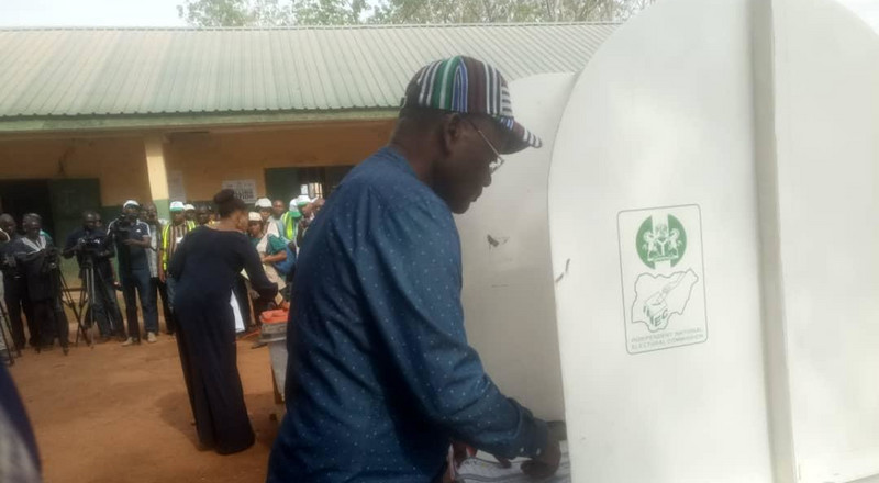 Supplementary Election: Gov Ortom leads in 9 of 13 LGA's of Benue