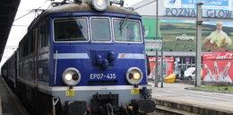 O krok od tragedii na kolei! Chcieli wykoleić pociąg, bo...