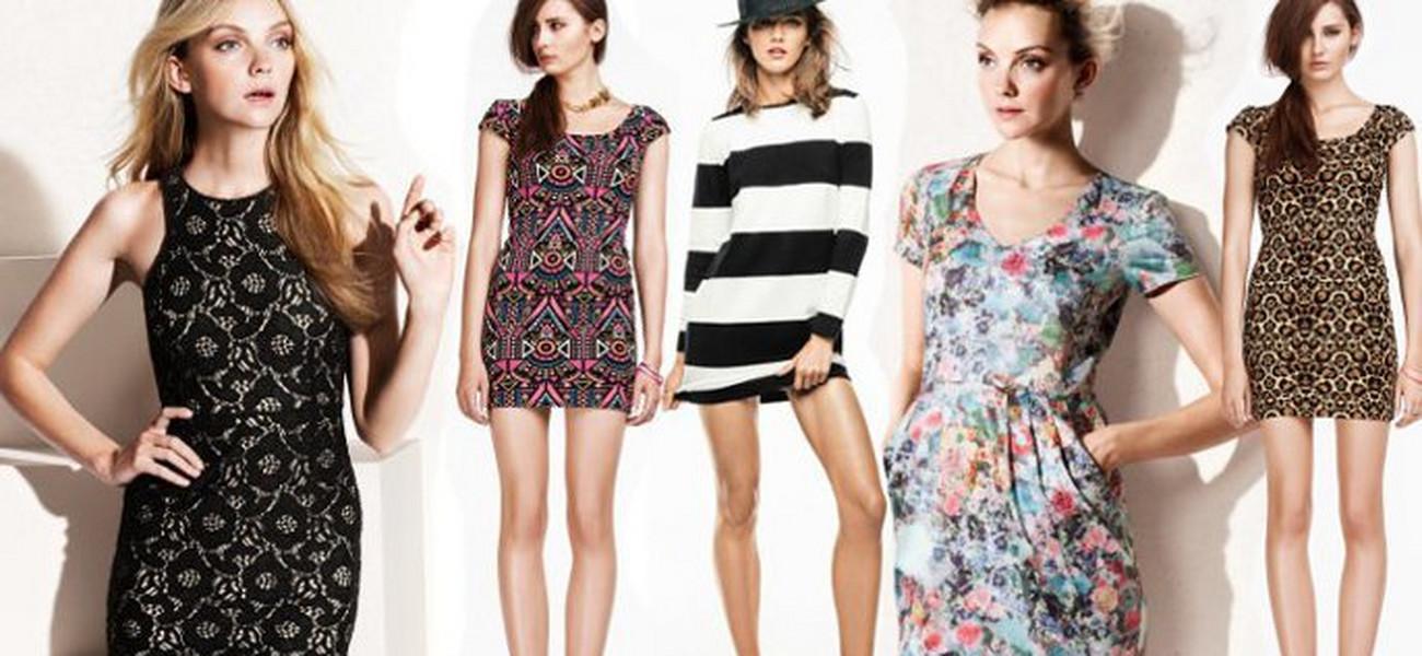 964e28f809 Najmodniejsze sukienki na wiosnę 2013 - poznaj trendy!