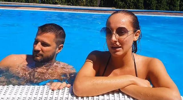 Luna i Marko u videu