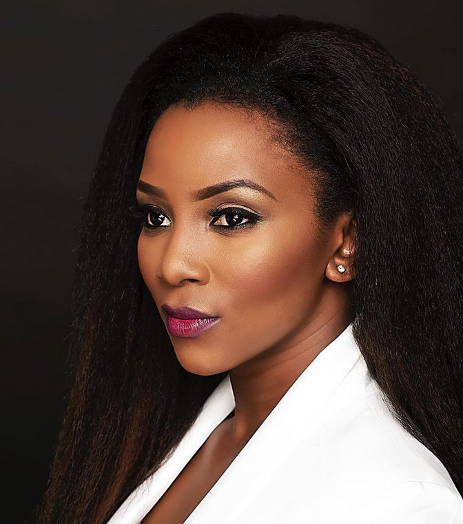 Genevieve Nnaji has joined the growing list of celebrities who have aired their voices on the xenophobic attacks on Nigerians in South Africa.[Instagram/GenevieveNnaji]