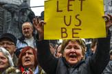 Skoplje Makedonija protest