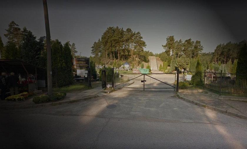 Kolejna kradzież zwłok na pomorskim cmentarzu