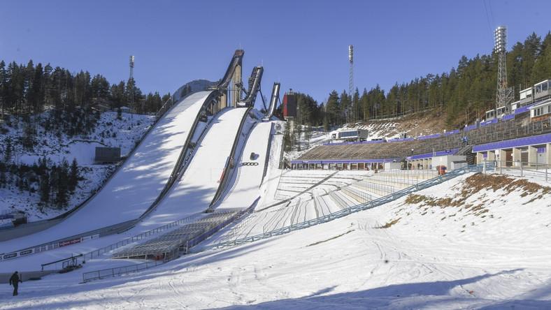 Skocznie w Lahti