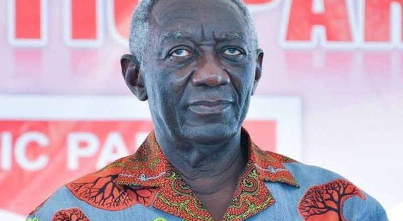 LGBT is unlawful and against our culture – Kufuor