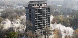 Sosnowiec: Dynamit rozsadził szkieletora