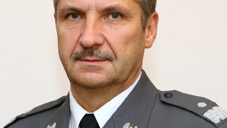 Złodzieje okradli...wiceszfa polskiej policji!
