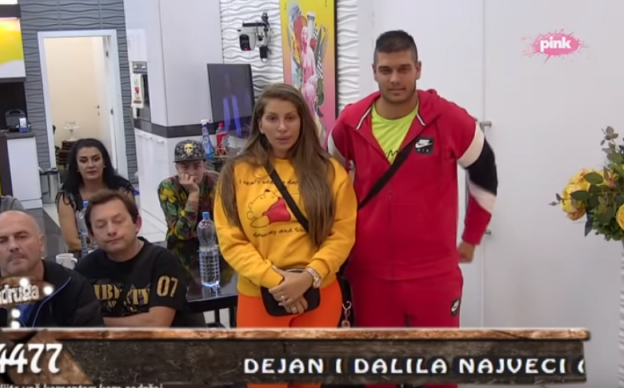 Dejan i Dalila Dragojević