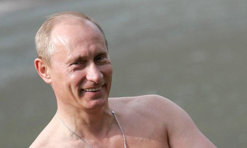 Prezydent Rosji Władymir Putin.