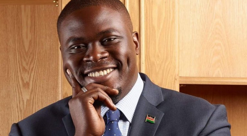 Senator Sakaja's rap song on Coronavirus lights up social media (Video)