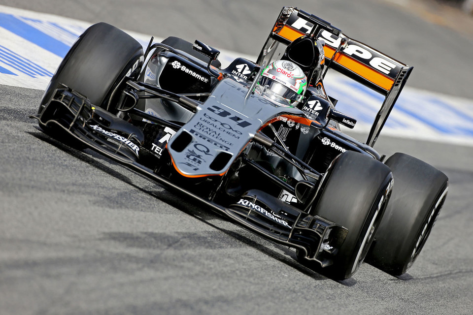 Force India - Mercedes VJM09