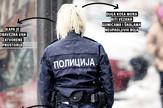 grafika policija dres kod policajka foto RAS