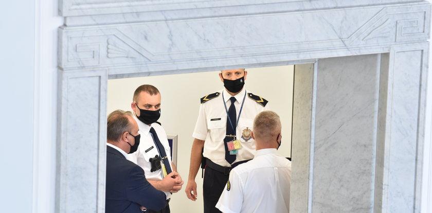 Tajne posiedzenie Sejmu. Jak wyglądały obrady? Gawkowski: to posiedzenie to kpina