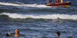 Tragedia we Władysławowie. W morzu topił się 55-letni mężczyzna