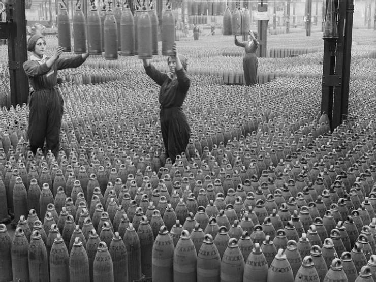 Žene u fabrici