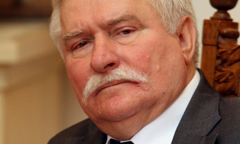 """Lech Wałęsa zadziwia ws. """"szafy Kiszczaka"""""""