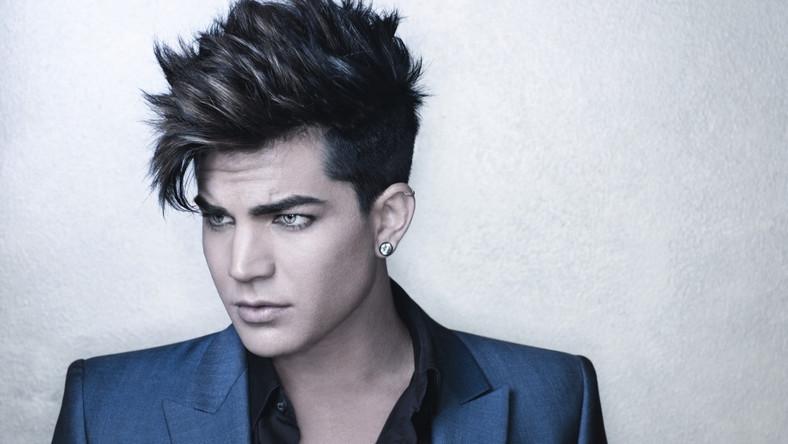 """Adam Lambert przywódcą rebelii w klipie do """"Never Close Our Eyes"""""""