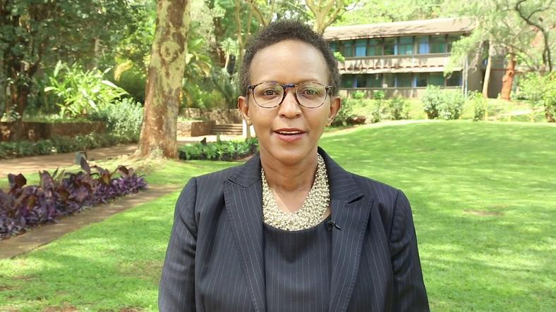 Joyce Msuya, UN Environment's Acting Executive Director