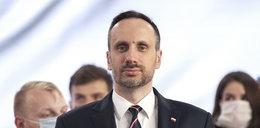 """Spięcie polityków na antenie. """"Mówi pan narracją polityków niemieckich"""""""
