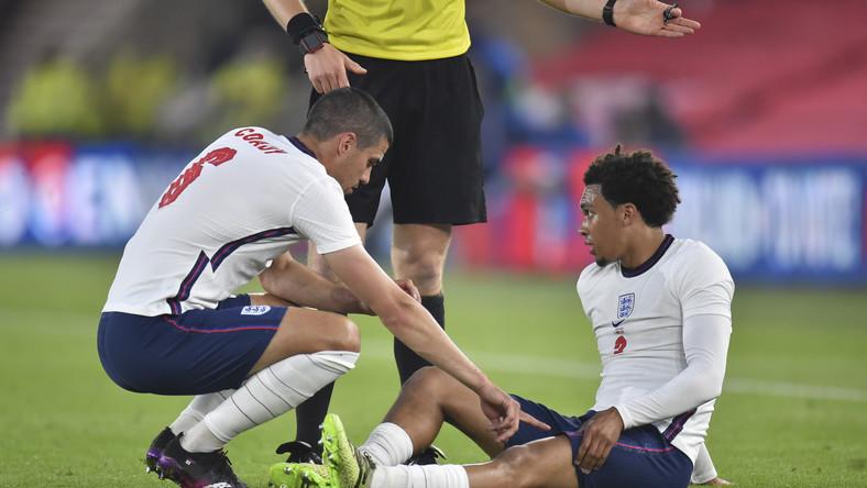 Trent Alexander-Arnold doznał kontuzji w meczu z Austrią