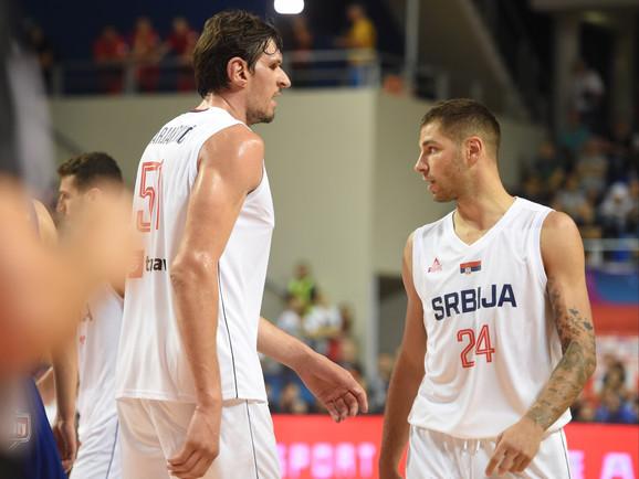 Košarkaši Srbije, Finske, Košarkaška reprezentacija Srbije