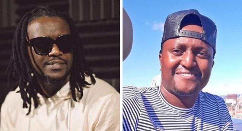 Nyashinski clashes with Mzazi Willy M Tuva over Kenyan music