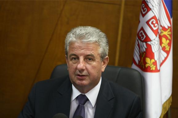 Smenjen posle brojnih spekulacija: Milorad Veljović
