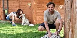 Dariusz Kordek: mógłbym zamieszkać ze zwierzakami