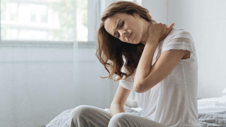 Zmęczenie i ból
